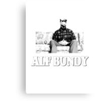 ALF Bundy Canvas Print