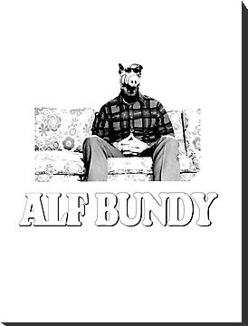 ALF Bundy by veebs
