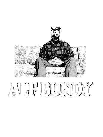 ALF Bundy by veebs