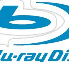 F#!% DVD, I watch Blu-Ray Sticker