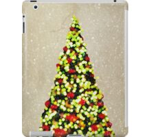 When It's Christmas Time (OOF) iPad Case/Skin