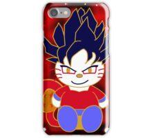 Super Saiyan 4 Kitty iPhone Case/Skin