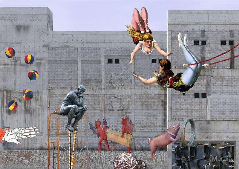 Live Circus at Heaven's Door by Maraia