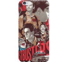 Cool Ghostbusters Movie Poster iPhone Case/Skin