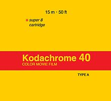 Kodachrome – iPad by Richard Plumridge