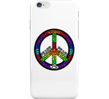Fancy A Peace Of This? ☮ iPhone Case/Skin