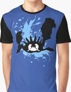 Kingler (blue) Graphic T-Shirt