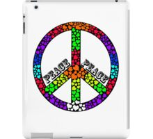 Fancy A Peace Of This? ☮ iPad Case/Skin