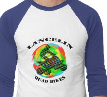 Lancelin Quad Bikes - Logo Men's Baseball ¾ T-Shirt