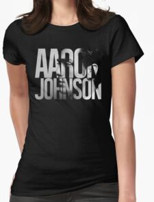 Aaron Johnson Womens Fitted T-Shirt