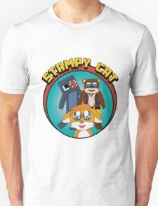 Minecraft Youtuber Stampy Cat, iBallisticsquid, L for Lee x T-Shirt