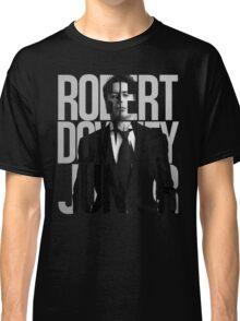 Robert Downey Junior Classic T-Shirt