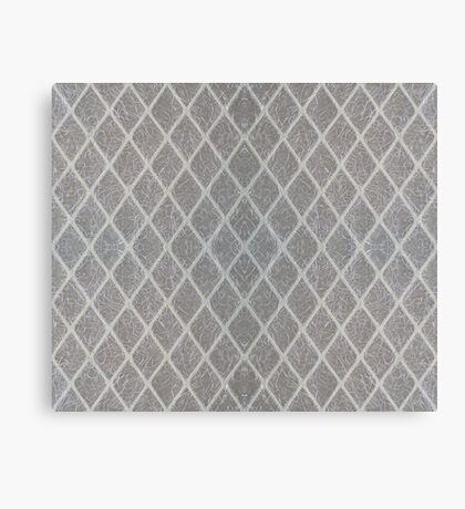 Rhombus lattice 1 Canvas Print