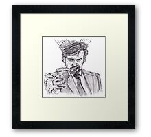 Murray (Prince of Parties) Framed Print
