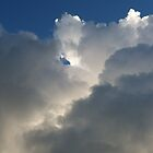 Hug a teddy bear cloud today! by Julie Van Tosh Photography