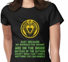 Samantha Carter - Stargate SG-1 Womens Fitted T-Shirt
