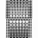 Touri-R by Victor Vasarely by bubblehex08