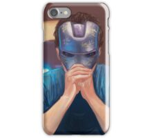 Man in the Iron Mask iPhone Case/Skin