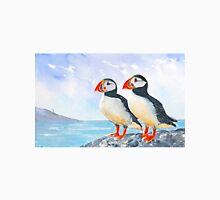 Two puffins Unisex T-Shirt