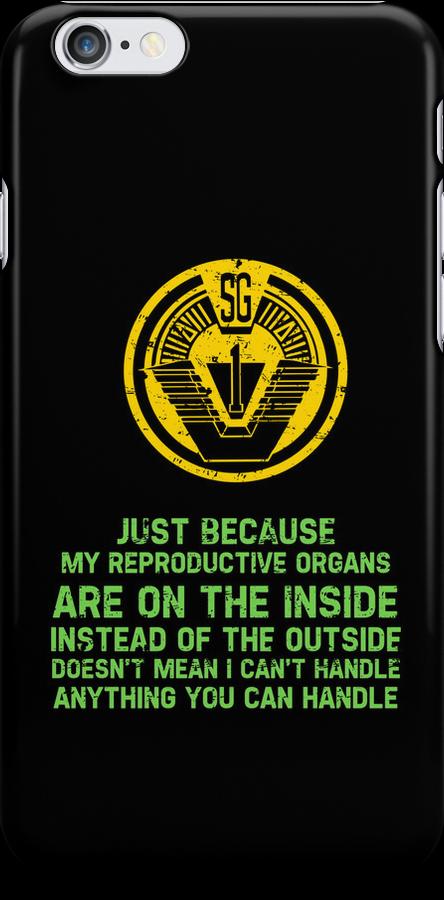 Samantha Carter - Stargate SG-1 by SallyDiamonds