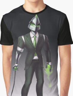 Mrbot Graphic T-Shirt