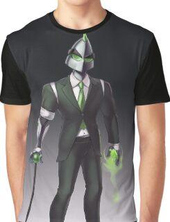 Mrbot Graphic T-Shirt