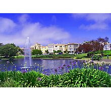 Presidio Park Photographic Print