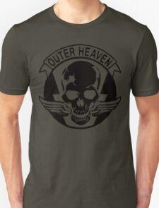 Outer Haven Logo Black T-Shirt