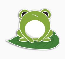 Kawaii Frog by Yincinerate