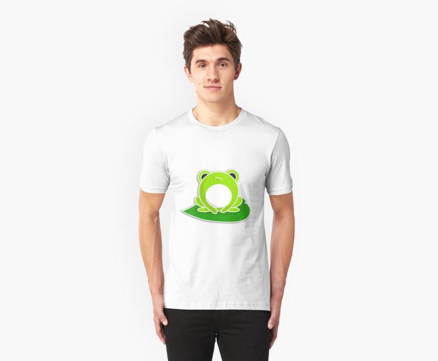 Kawaii Frog by Yincinerate