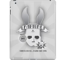 Rapture Import House (On The Go!) iPad Case/Skin