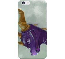 Spyro, The Dragon iPhone Case/Skin