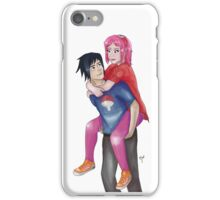 Piggyback iPhone Case/Skin