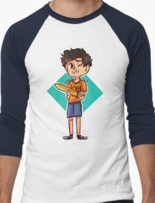 Son of the sea Men's Baseball ¾ T-Shirt