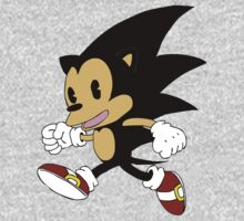 Vintage Sonic by shadeprint