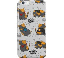 Neko Atsume - Bandit iPhone Case/Skin