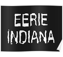 Eerie Indiana - Creepy TV Show Poster