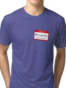 Stormageddon Tri-blend T-Shirt