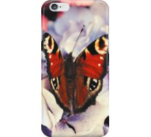 beautiful butterfly iPhone Case/Skin