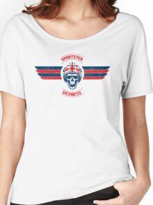 Sportster Sickness - Custom UK Women's Relaxed Fit T-Shirt