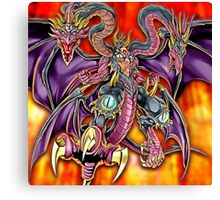 Yubel-The Ultimate Nightmare - Yugioh! Canvas Print