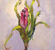 Rose Bud by artbydelilah