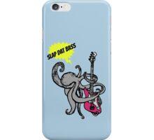 slap dat bass. iPhone Case/Skin