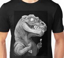 Nirvana Ink Dinosaur Illustration Unisex T-Shirt