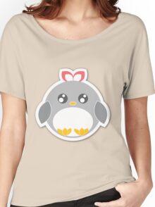 Penguin Ball Women's Relaxed Fit T-Shirt