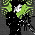 Edward Scissorhands by toxicadams