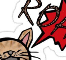 ROAR. Sticker