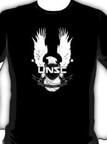 UNSC Logo White T-Shirt