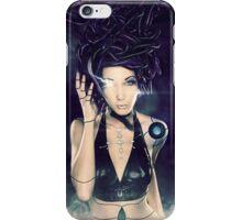 Cyborg Medusa iPhone Case/Skin