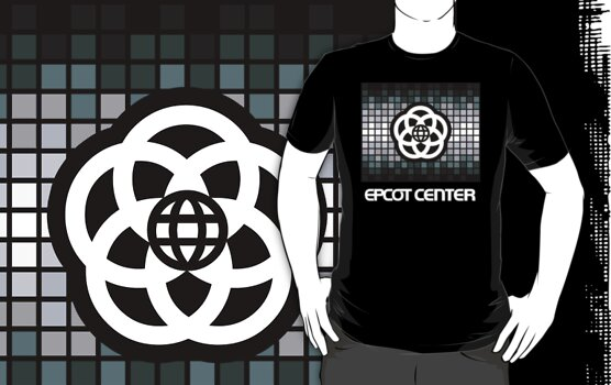 Epcot Center Symbol Graph by AngrySaint